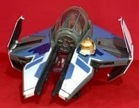 Star Wars 30th Anniversary Collection: Aayla Secura's Jedi Starfighter (A) - Loose Vehicle