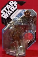 Star Wars 30th Anniversary Collection: Concept Chewbacca - Sealed on Card