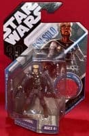 Star Wars 30th Anniversary Collection: Concept Han Solo - Sealed on Card