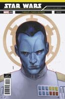 Star Wars #50 - Galactic Icons 'Grand Admiral Thrawn' Variant Cover