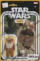 Star Wars #74 - Christopher Action Figure Variant Cover