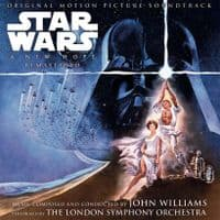 Star Wars A New Hope Original Motion Picture Soundtrack (2LP)