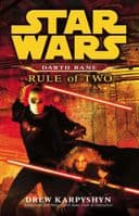 Star Wars: Darth Bane - Rule of Two - Paperback Novel by Drew Karpyshyn