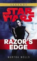 Star Wars Empire and Rebellion: Razor's Edge - By Martha Wells - Paperback Novel