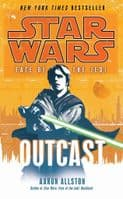 Star Wars Fate of the Jedi: Outcast - By Aaron Allston - Paperback Novel