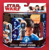 Star Wars Force Link: Starter Set with Kylo Ren Figure - Boxed & Complete