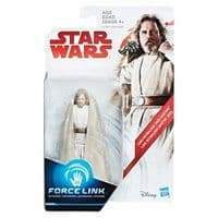 Star Wars Force Link - The Last Jedi: Luke Skywalker (Jedi Master) - Action Figure