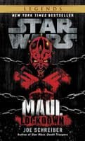 Star Wars: Maul - Lockdown - Paperback Novel by Joe Schreiber