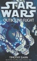 Star Wars: Outbound Flight - By Timothy Zahn - Paperback Novel