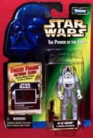 Star Wars Power of the Force: AT-AT-Driver - Sealed on Card