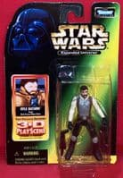 Star Wars Power of the Force: Expended Universe Kyle Katarn - Sealed on Card