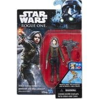 Star Wars Rogue One: Sergeant Jyn Erso [Jedha] - Action Figure