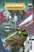 Star Wars: The High Republic #1 - 3rd Printing Variant Cover