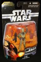 Star Wars The Saga Collection: C-3PO with Battle Droid Head - Action Figure