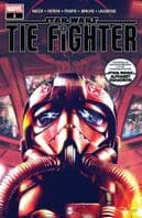 Star Wars: TIE Fighter - Issues 1 to 5 - Full Set of 5 Comics
