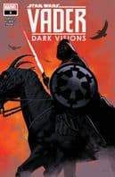 Star Wars: Vader Dark Visions - Issues 1 to 5 - Full Set of 5 Comics