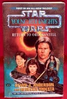 Star Wars Young Jedi Knights: Return to Ord Mantell - Paperback Novel -By K. J. Anderson & R. Moesta