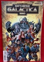 Steampunk Battlestar Galactica 1880 - Issues 1 to 3 (of 4)