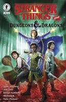 Stranger Things and Dungeons & Dragons #1 (of 4) - Cover B