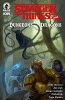 Stranger Things and Dungeons & Dragons #3 (of 4) - Cover A