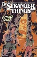 Stranger Things: Science Camp #3 (of 4) - Cover C