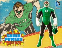 Super Powers: Green Lantern Classic Costume - ArtFX+ Statue