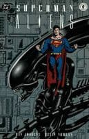 Superman/Aliens - Issues 1 to 3 - Full Set of 3 Comics