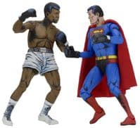 Superman vs Muhammad Ali Special Edition Action Figure 2-Pack