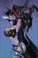 Tarot: Witch of the Black Rose #113 - Cover A