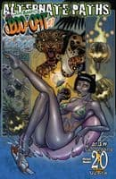 Tarot: Witch of the Black Rose #124 - Cover A