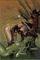 Tarot: Witch of the Black Rose #126 - Cover A