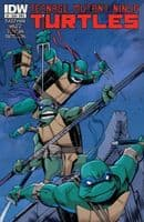 Teenage Mutant Ninja Turtles #11- Cover A