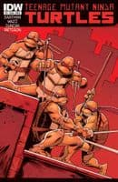 Teenage Mutant Ninja Turtles #12 - Cover A