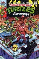 Teenage Mutant Ninja Turtles Adventures #7