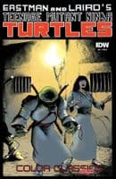 Teenage Mutant Ninja Turtles Colour Classics Volume 2 #4