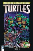 Teenage Mutant Ninja Turtles Colour Classics Volume 3 #14