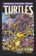 Teenage Mutant Ninja Turtles Colour Classics Volume 3 #5