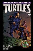 Teenage Mutant Ninja Turtles Colour Classics Volume 3 #9