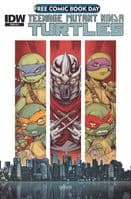 Teenage Mutant Ninja Turtles - Free Comic Book Day 2015