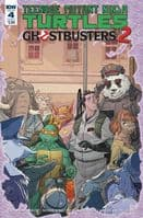 Teenage Mutant Ninja Turtles - Ghostbusters 2 #4