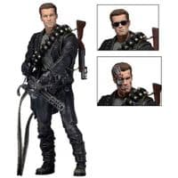 Terminator 2 Judgment Day: T-800 - Ultimate Action Figure