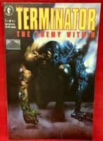Terminator: The Enemy Within - Issues 1 to 4 - Full Set of 4 Comics