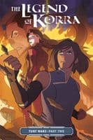 The Legend of Korra: Turf Wars Part Two - Graphic Novel