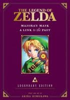 The Legend of Zelda - Legendary Edition: Majora's Mask/A Link to The Past