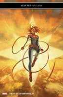The Life of Captain Marvel #5 (of 5)