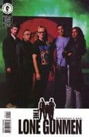 The Lone Gunmen - Special - Cover B Photo Variant