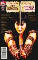 The Marriage of Hercules & Xena #1 - One-Shot - Art Cover
