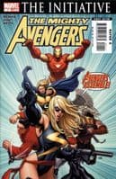 The Mighty Avengers - Issues 1 to 36 - Complete Run of 36 Comics