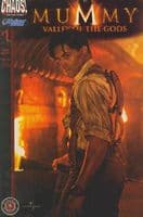 The Mummy: Valley of the Gods #1 - Cover B Photo Variant