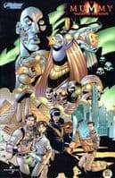 The Mummy: Valley of the Gods #1 - Cover C